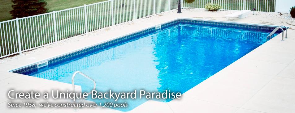Create a Unique Backyard Paradise
