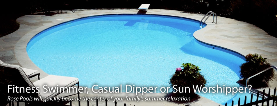 Fitness Swimmer, Casual Dipper or Sun Worshipper?