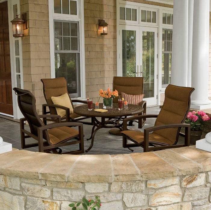 Tropitone rose pool and patio for Furniture gallery lakeside
