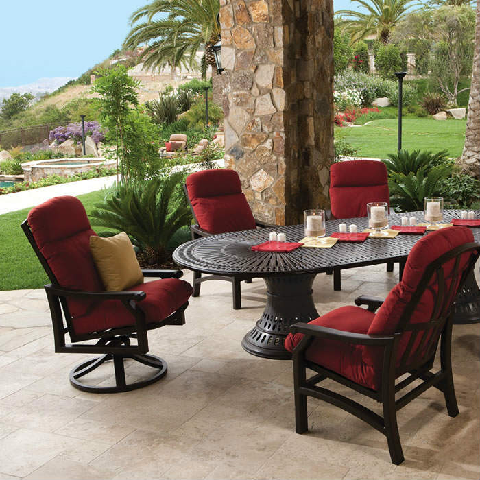 mondavi cushion - Tropitone Patio Furniture